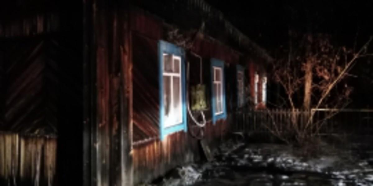 Фото © Пресс-служба ГУ МЧС РФ по Курганской области