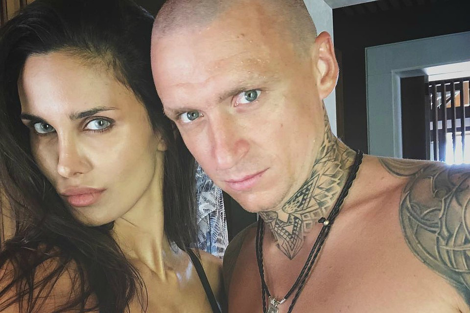 Алана и Павел Мамаевы. Фото: Соцсети