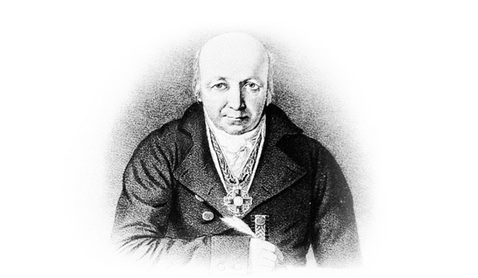 Александр Баранов. Фото © Public Domain