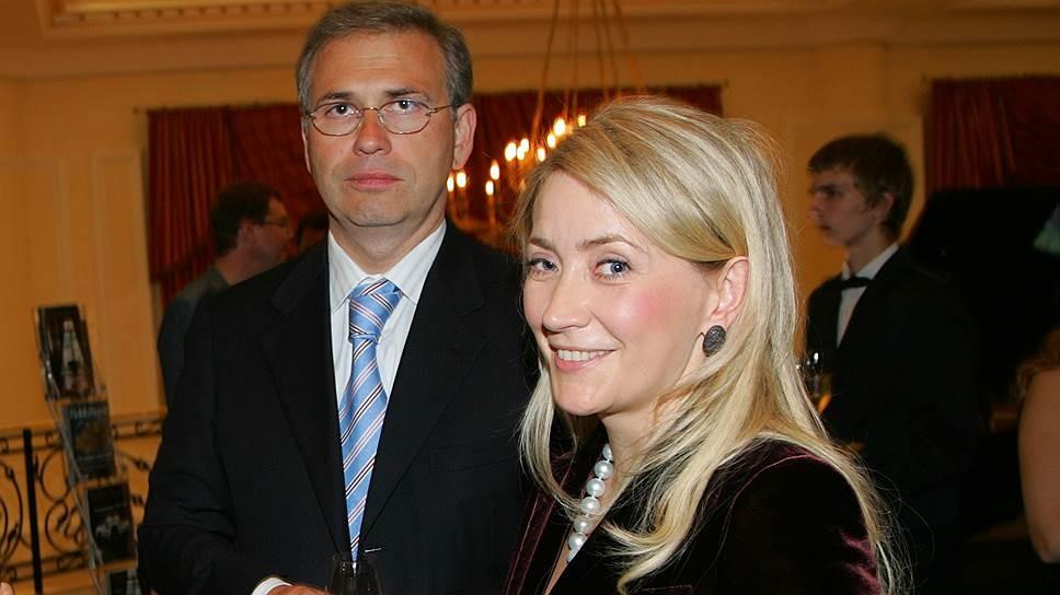 Алексей Кузнецов и Жанна Буллок. Фото © Bolshoyvopros.ru