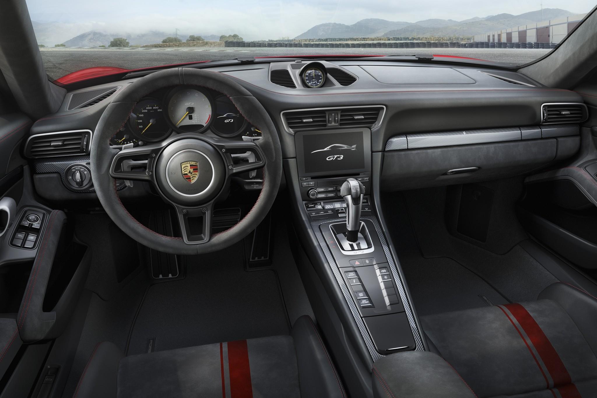 Porsche 911 GT3. Фото: © Porsche