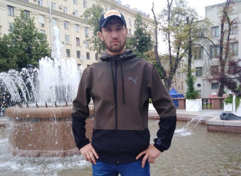 Сергей Сазонов. Фото © Соцсети
