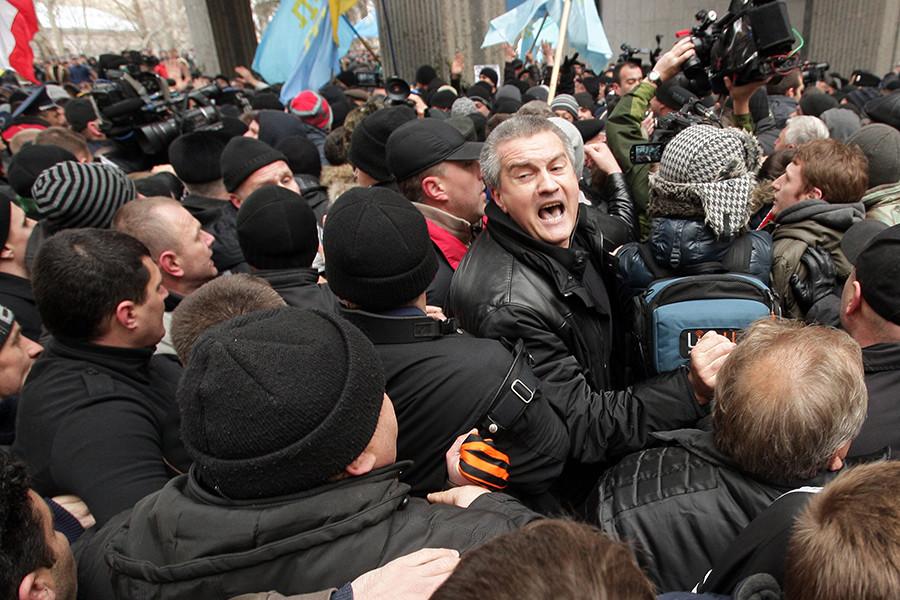 Фото: © РИА Новости / Тарас Литвиненко