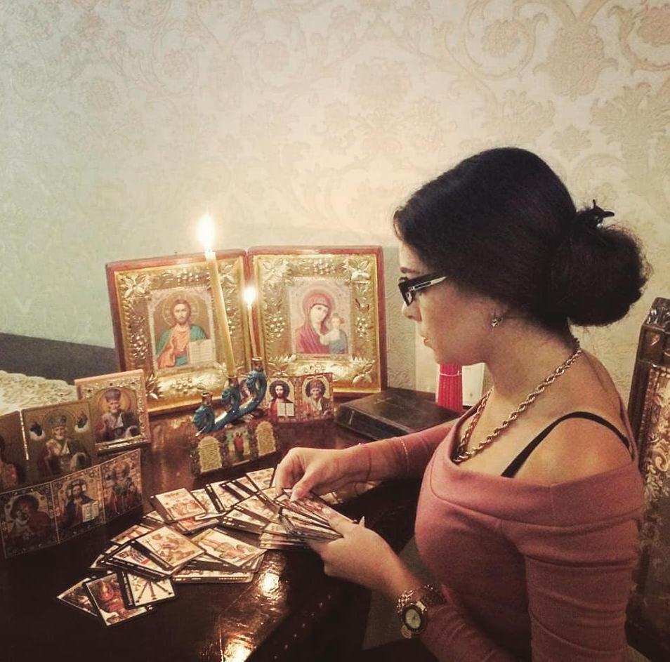 Гадалка Ольга, обманувшая девушку на 2 млн. Фото © Соцсети