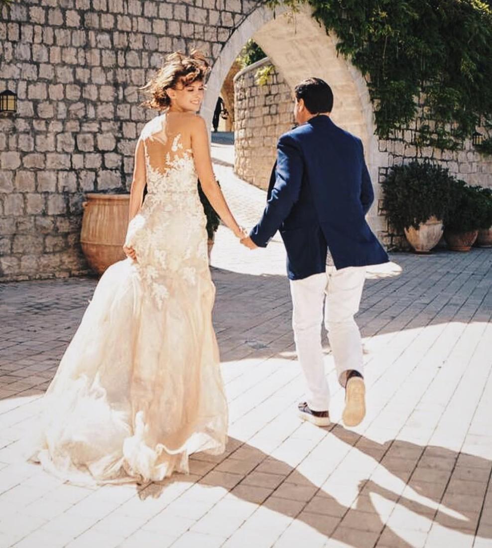 Свадьба Валентина Иванова и Лизы Адаменко Фото: Instagram.com