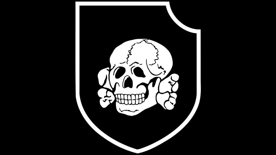 "Эмблема 3-й танковой дивизии СС ""Мёртвая голова"". Фото: © Wikipedia"