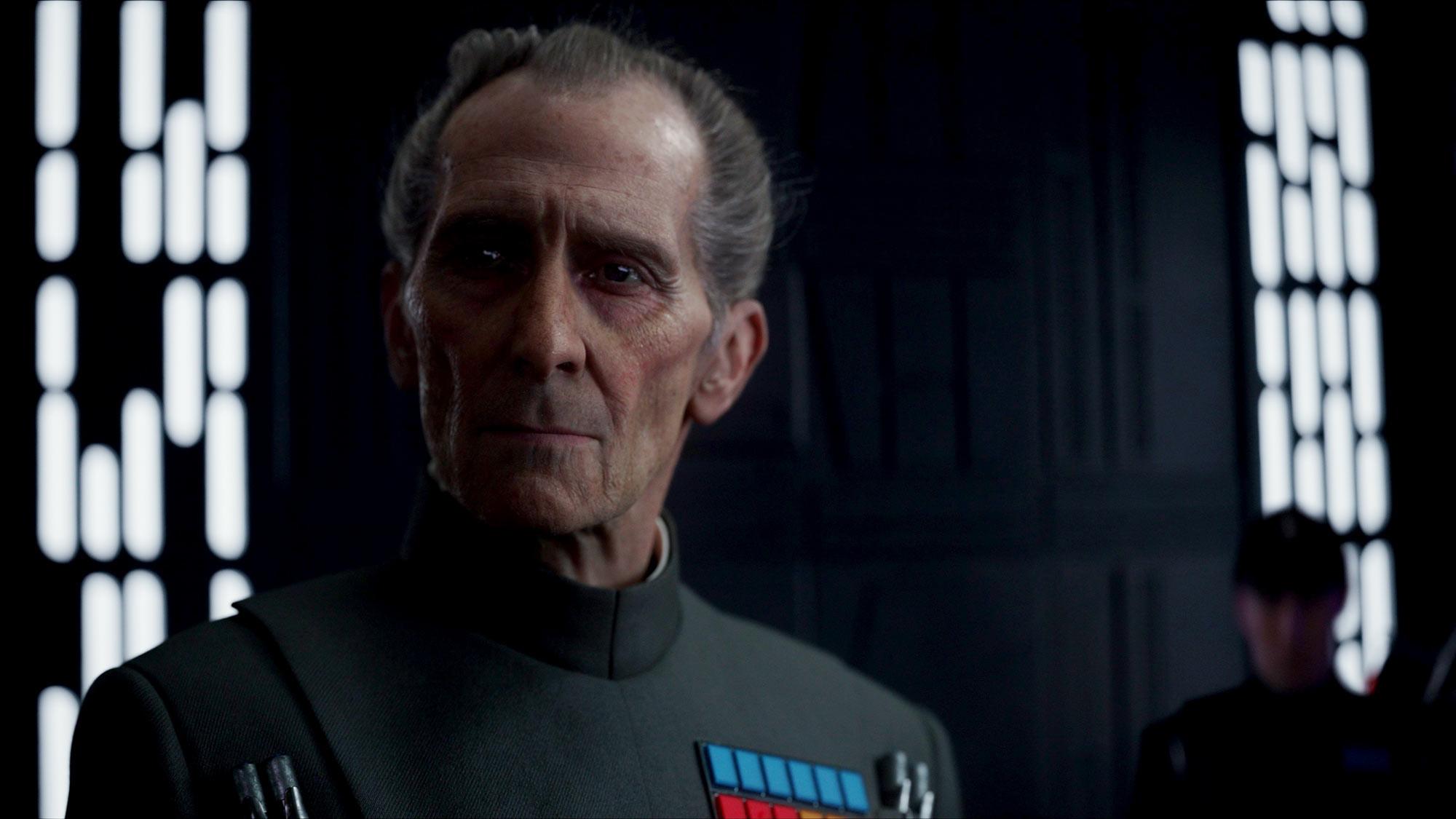 Звездные войны таркин актер наруто со всеми персонажами