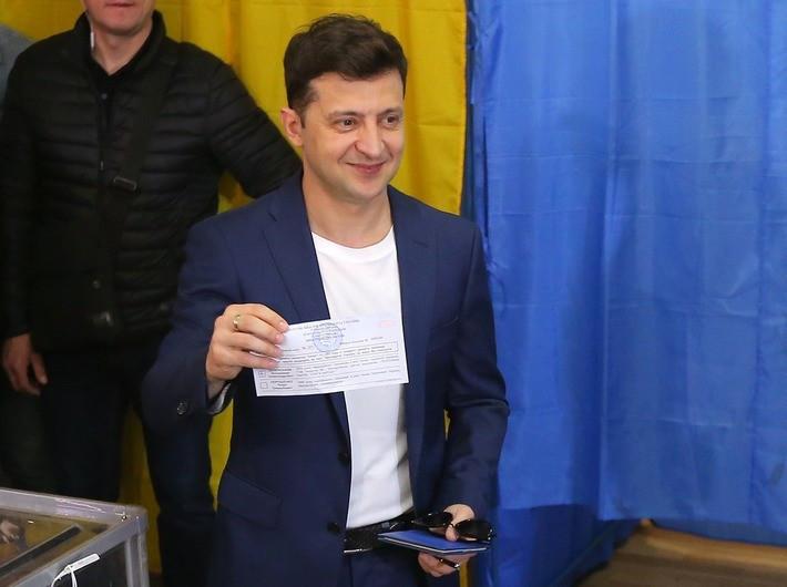 Владимир Зеленский. Фото: © РИА Новости