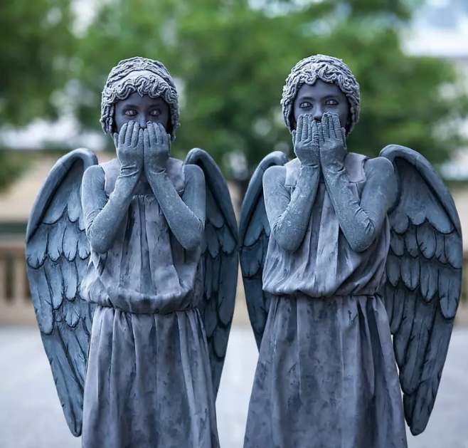 фото плачущего ангела каждой