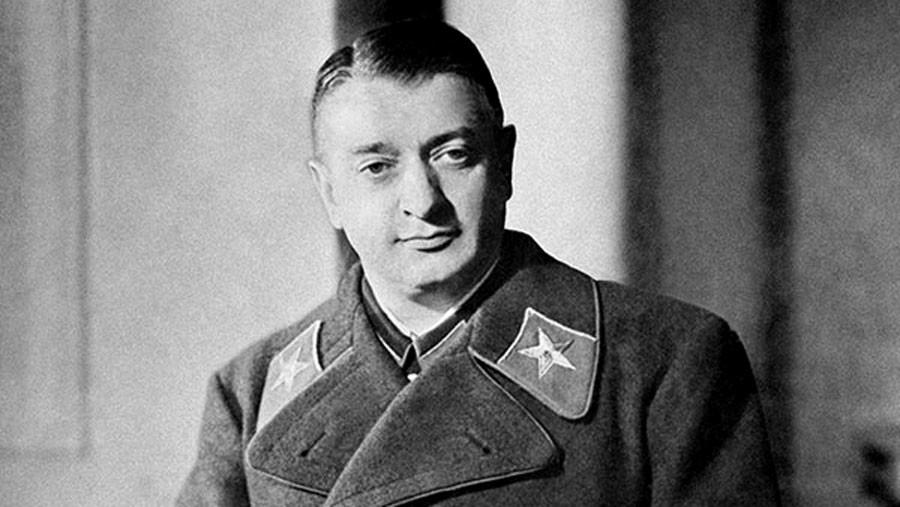 М.Н. Тухачевский. Фото © wikipedia