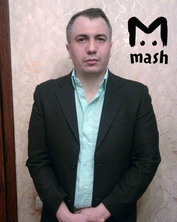 Алексей Мильтонов. Фото: Telegram/Mash