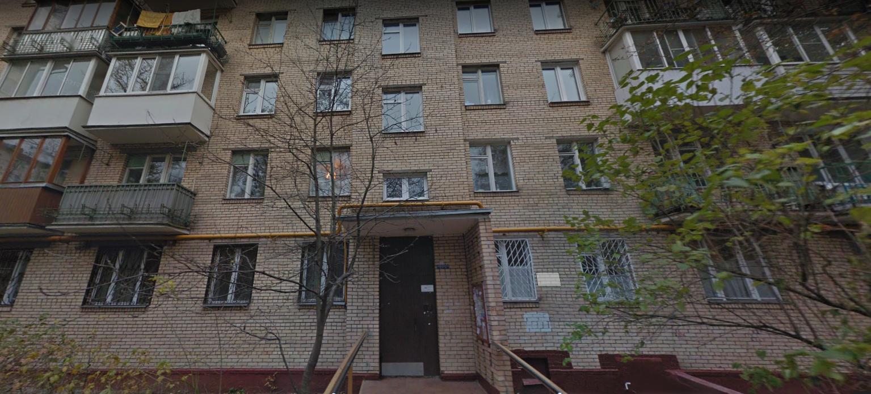 Дом, где произошло убийство. Скриншот © Google Maps