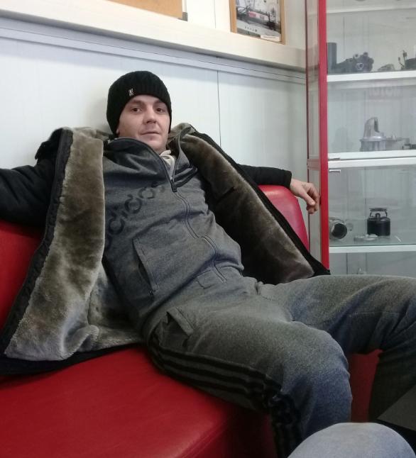 Виталий Никифоров. Фото VK