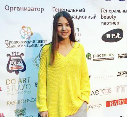 Софья Ланшакова. Фото © VK / Татьяна Остапец