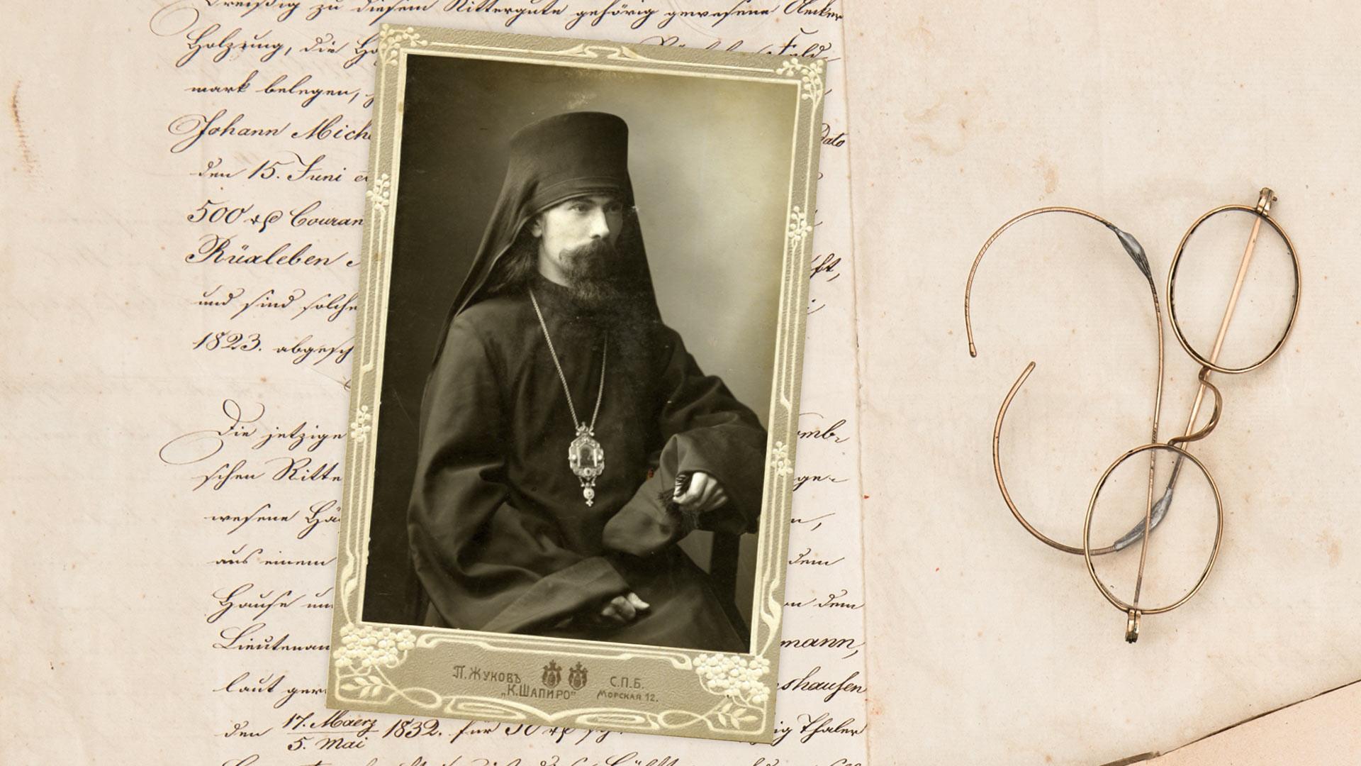 Епископ Феофан. Коллаж © L!FE. Фото: © Shutterstock, © wikimedia.org