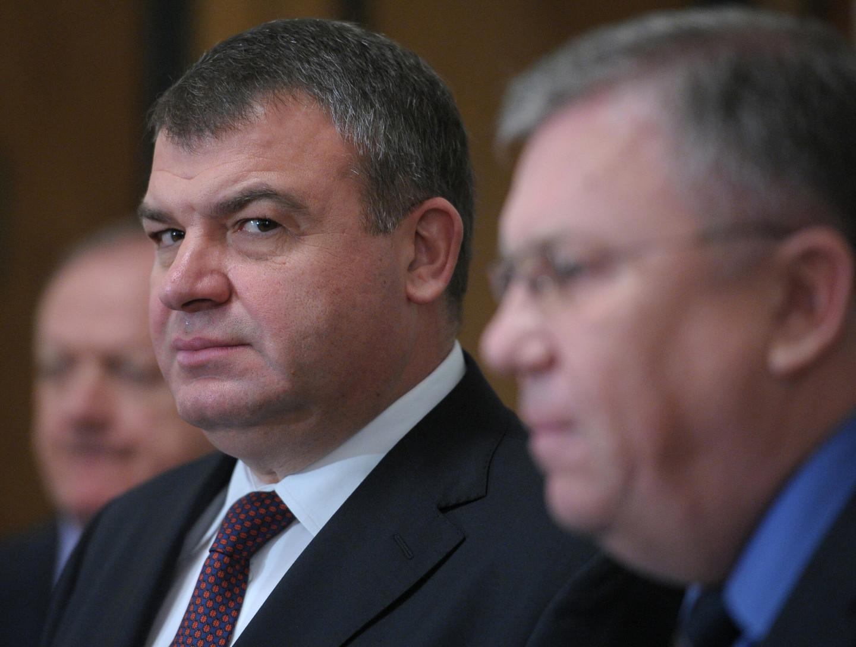 Заместителем гендиректора «Ростеха» назначен Александр Назаров, ноне Сердюков