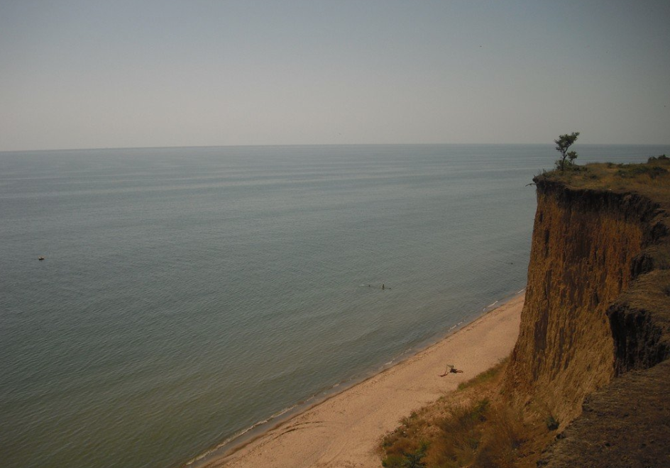 "Санжейка, Украина. Фото © ""Яндекс.Карты"""