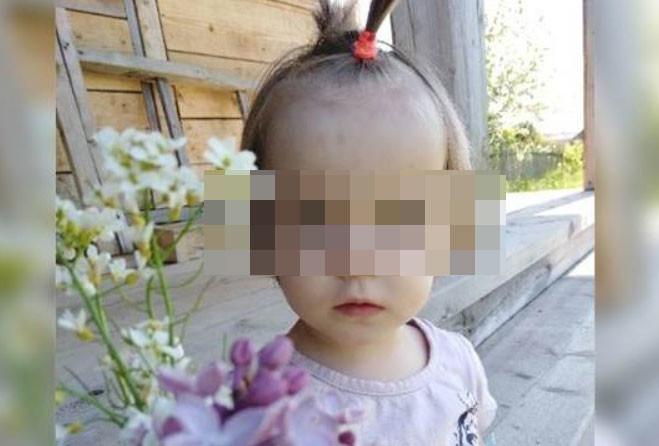 Фото пропавшей 4 сентября девочки © Соцсети