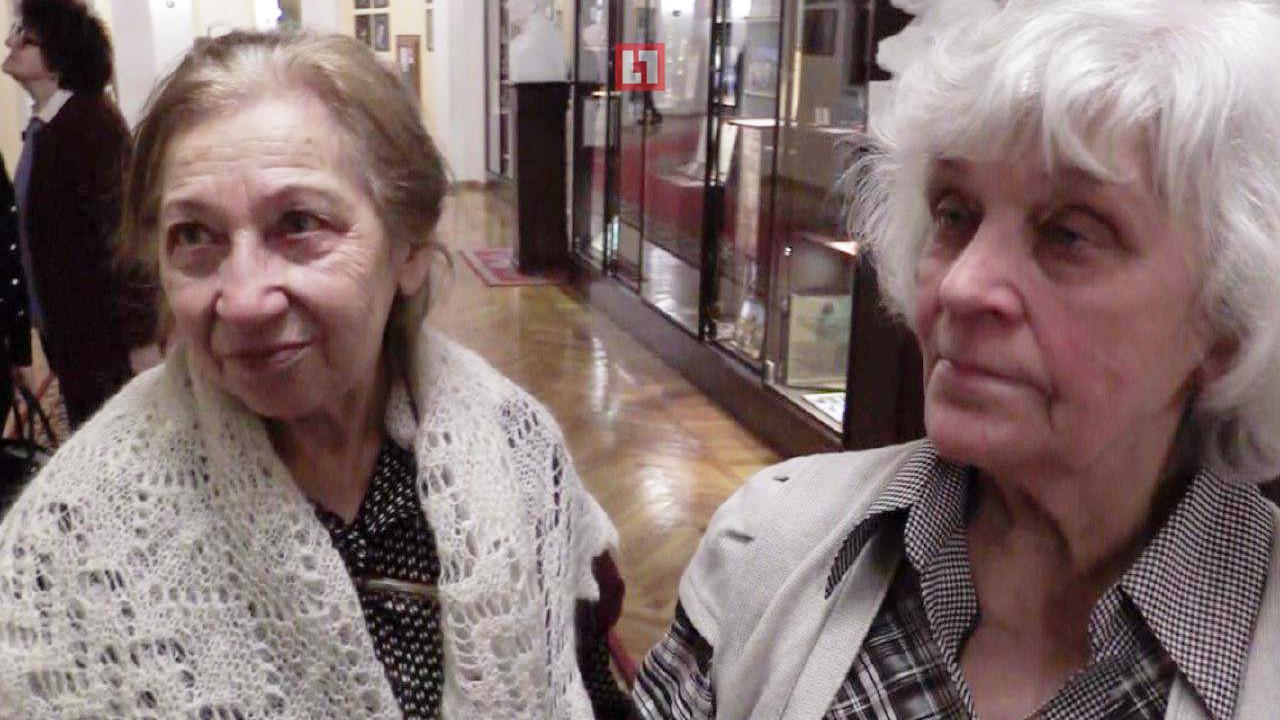 Валентина Серегина и Ольга Орлова. Фото: ©  L!FE