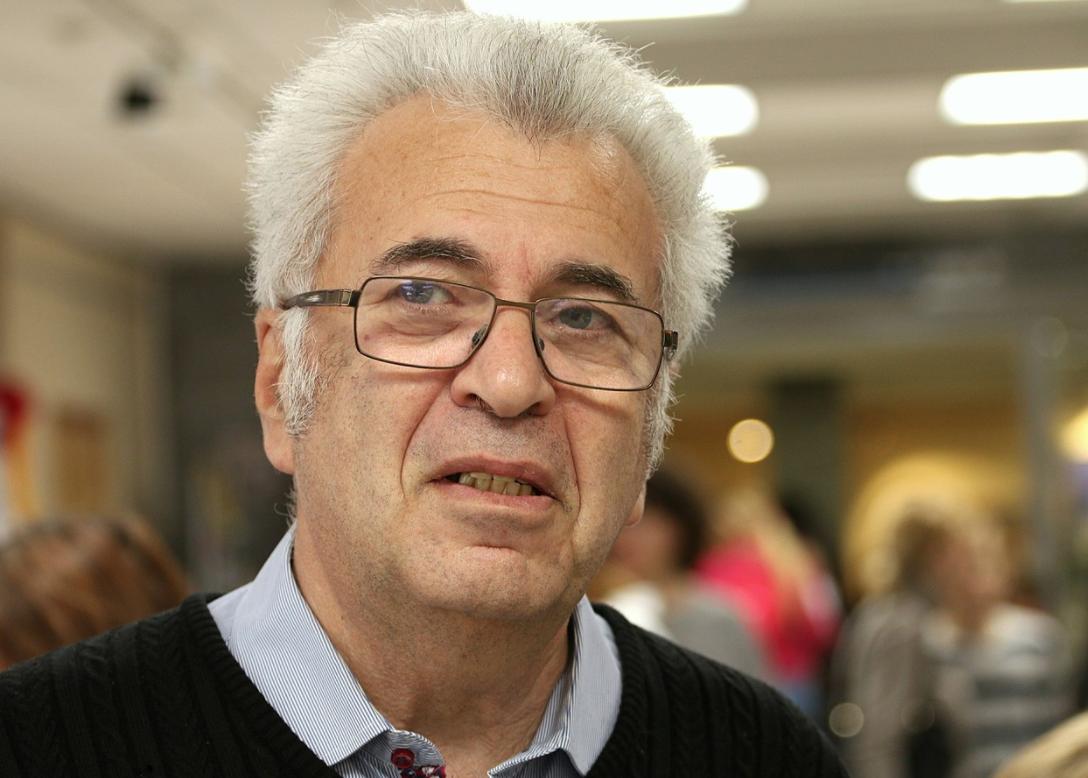 Доктор педагогических наук, профессор Евгений Ямбург Фото © wikimedia.org/Svklimkin