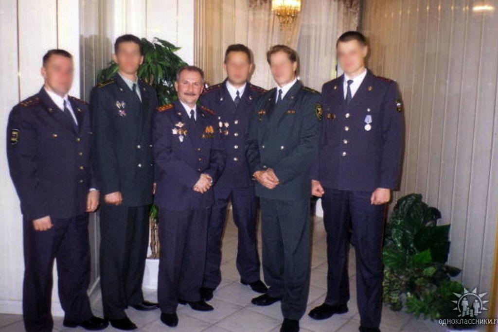 Третий слева — Березницкий. Фото © OK / Валентин Березницкий
