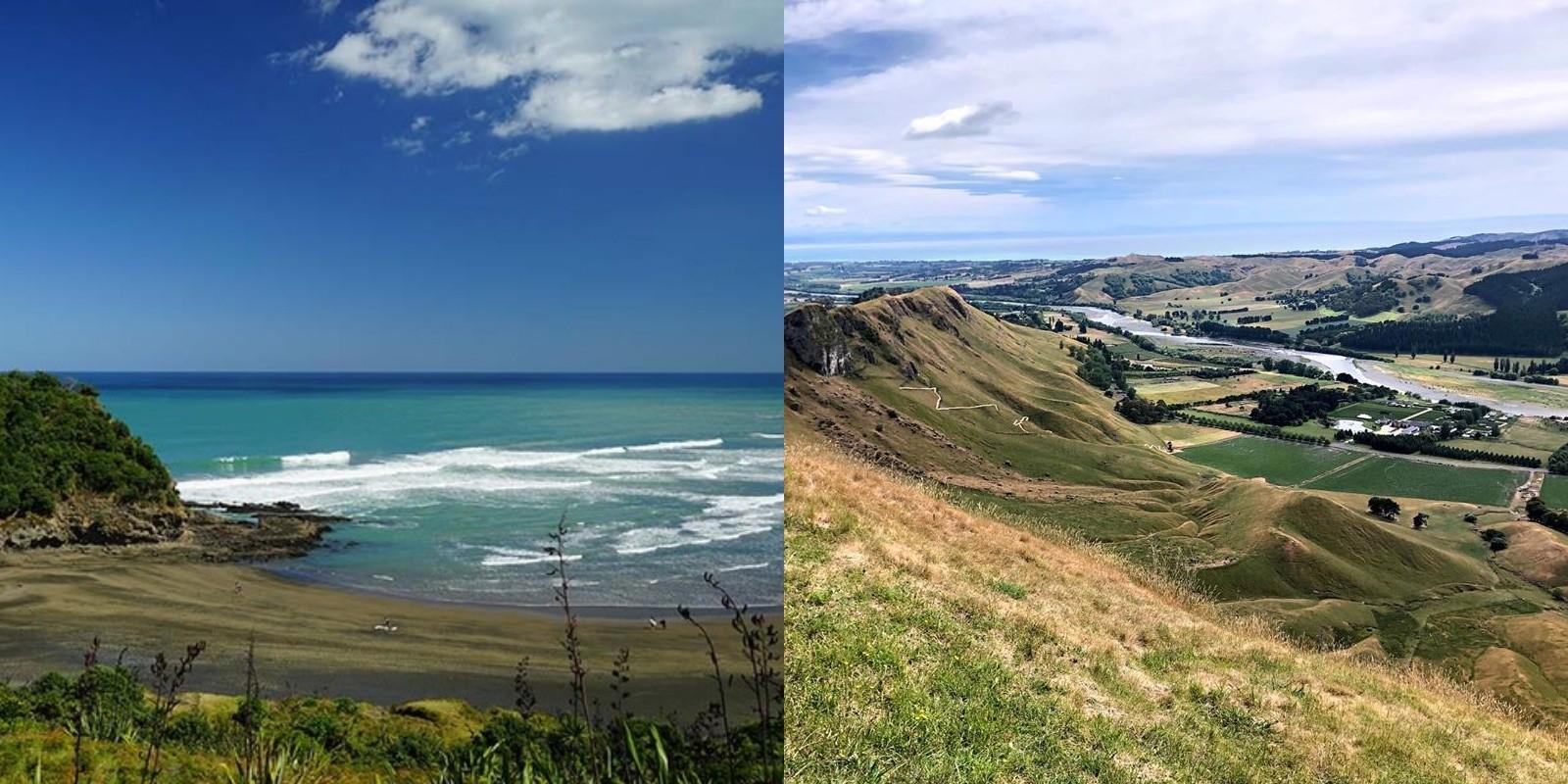 Северный остров, Новая Зеландия. Фото © Instagram / imagenewzealand, _coasthoppers