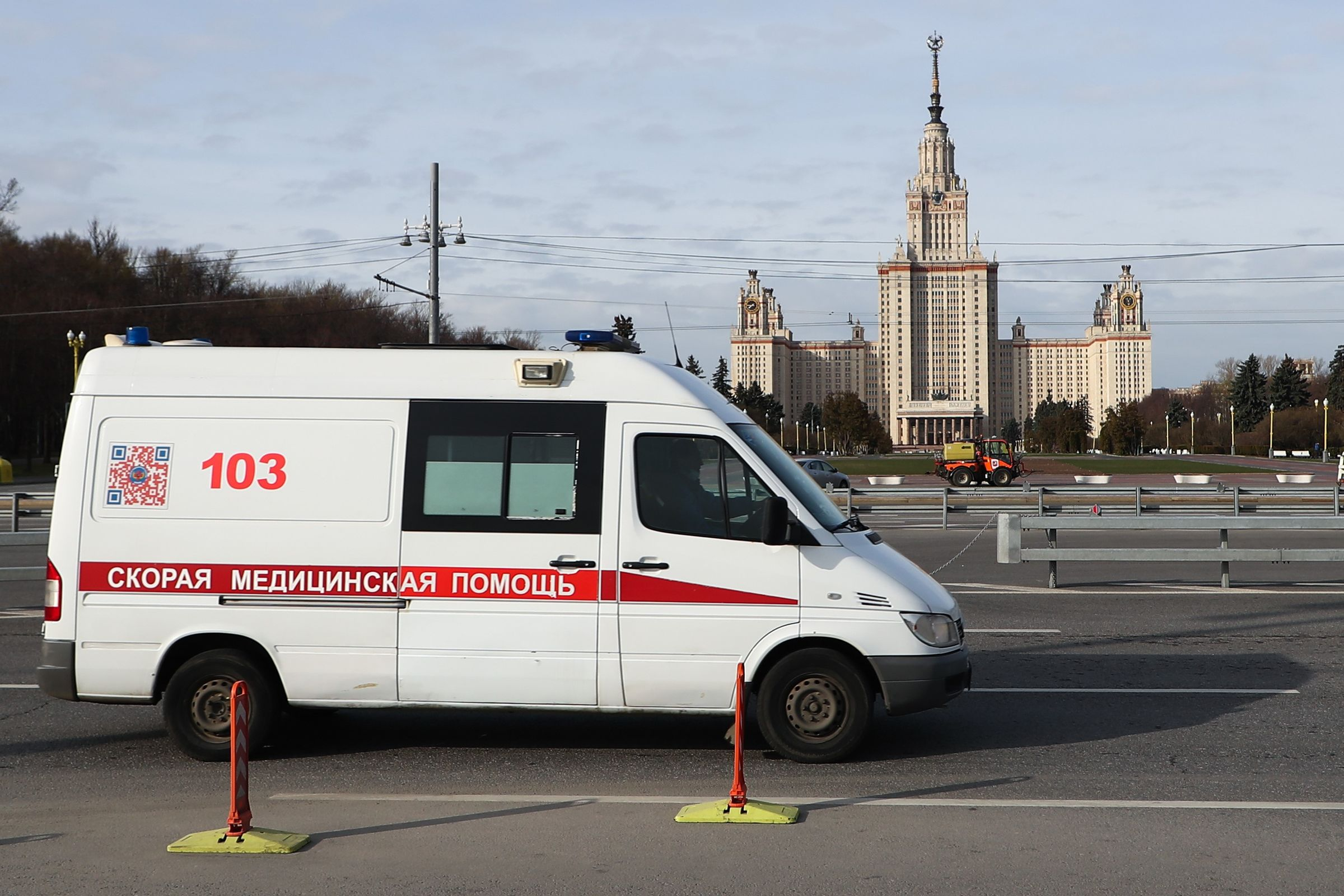 <p>Фото © ТАСС / Антон Новодерёжкин</p>