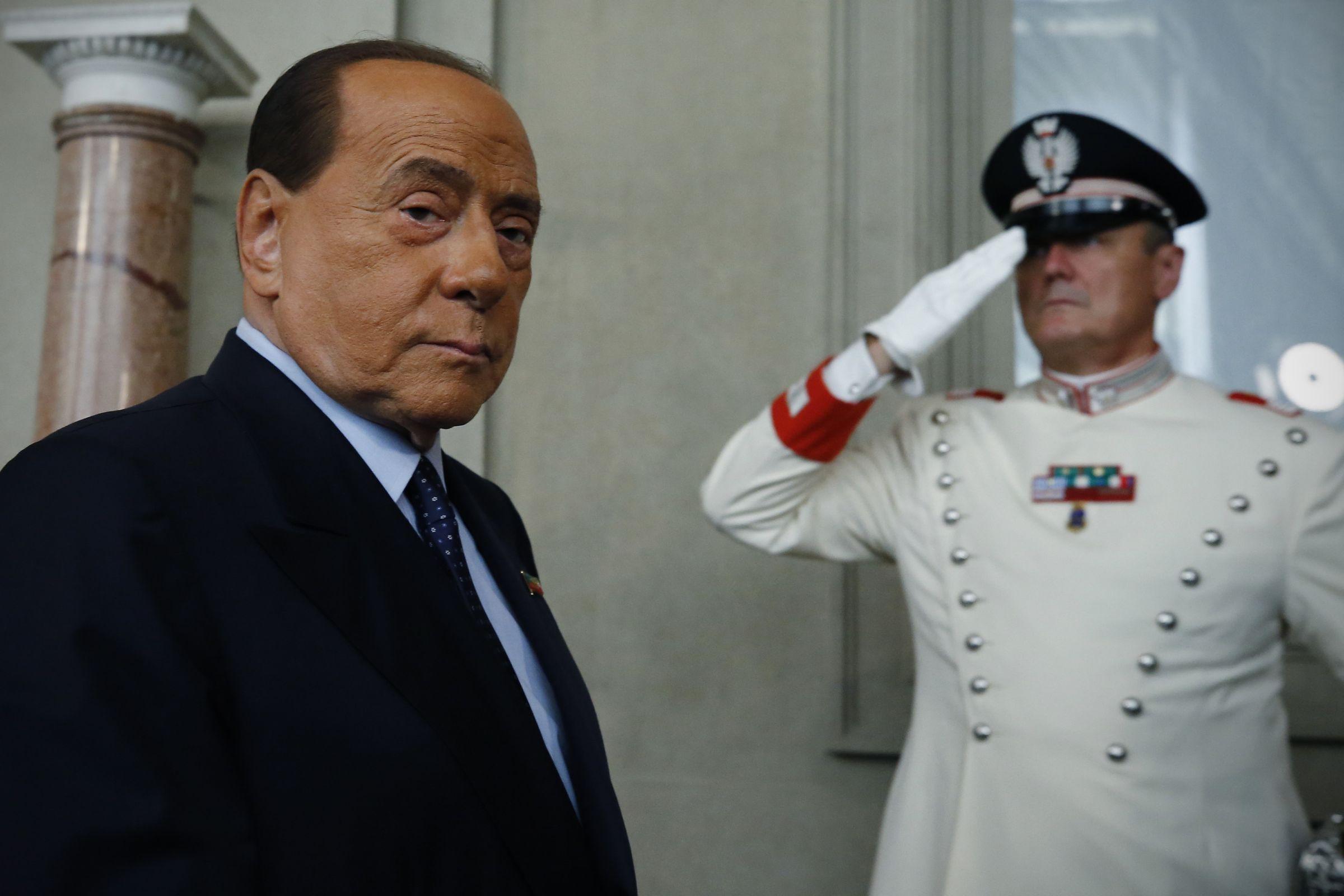 <p>Бывший премьер-министр Италии Сильвио Берлускони. Фото © ТАСС / LaPresse via ZUMA Press / Vincenzo Livieri</p>