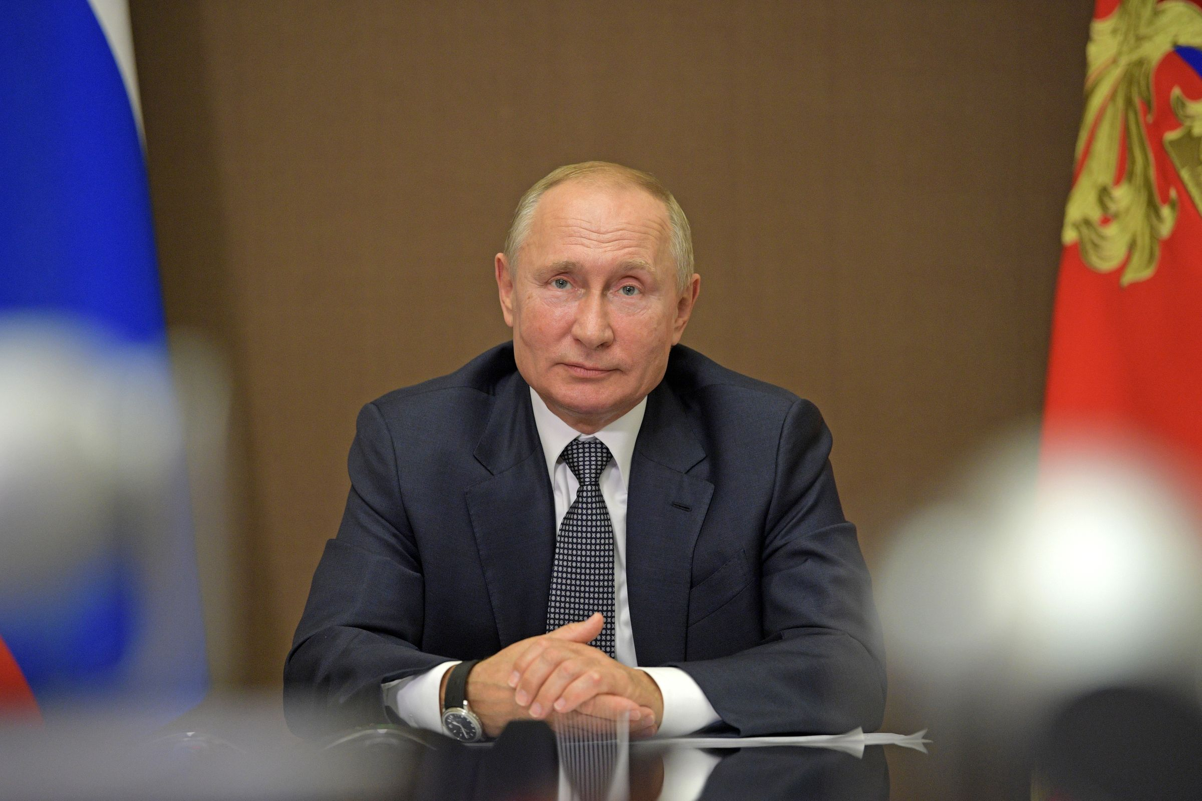 <p> Фото © Пресс-служба президента РФ/ТАСС</p>