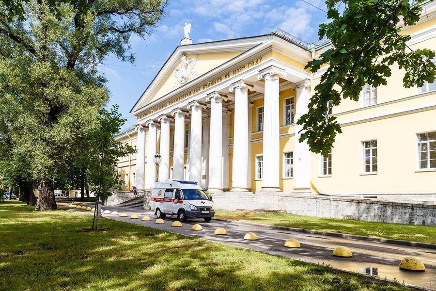 <p>Фото © Городская Мариинская больница</p>