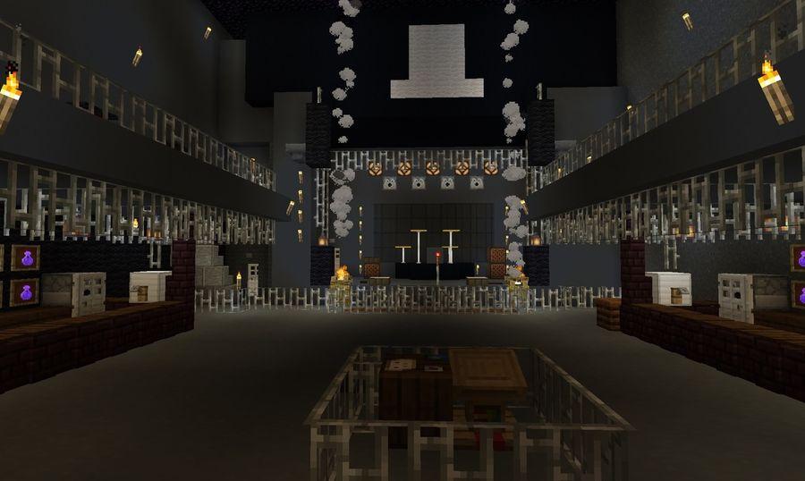 "<p>Виртуальный Tele-club. Фото © Скриншот из Minecraft / <a href=""https://vk.com/wall-32182751_5606555"" target=""_blank"" rel=""noopener noreferrer"">""Типичный Екатеринбург""</a></p>"