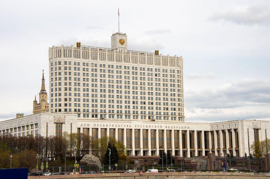<p>Дом Правительства Российской Федерации в Москве. Фото © ТАСС / Артем Житенев</p>