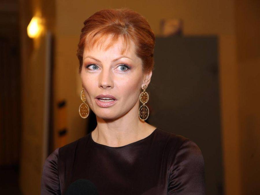 <p>Актриса Алёна Бабенко. Фото © ТАСС / Ольга Зиновская</p>