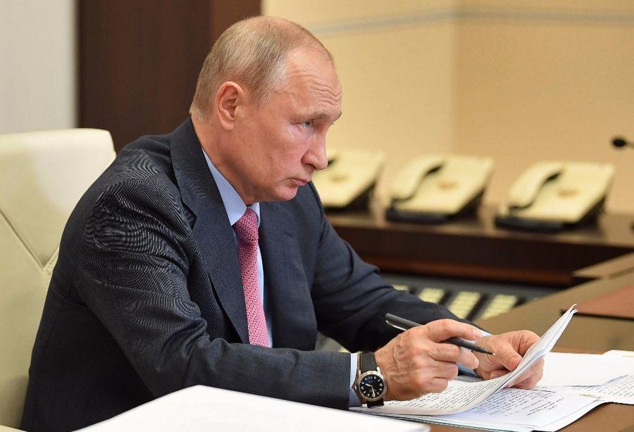 <p>Фото © ТАСС / Алексей Никольский / Пресс-служба Президента РФ </p>