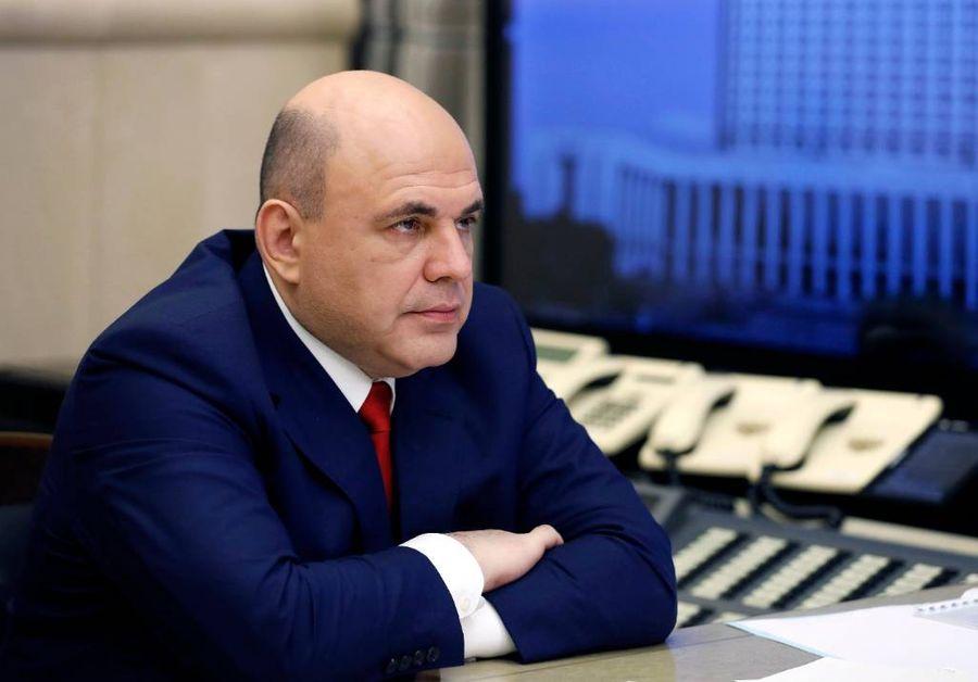 <p>Премьер-министр РФ Михаил Мишустин. Фото © ТАСС / Дмитрий Астахов</p>