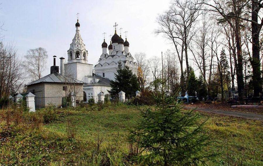 Фото © Храмы России / Печенев Виктор Иванович