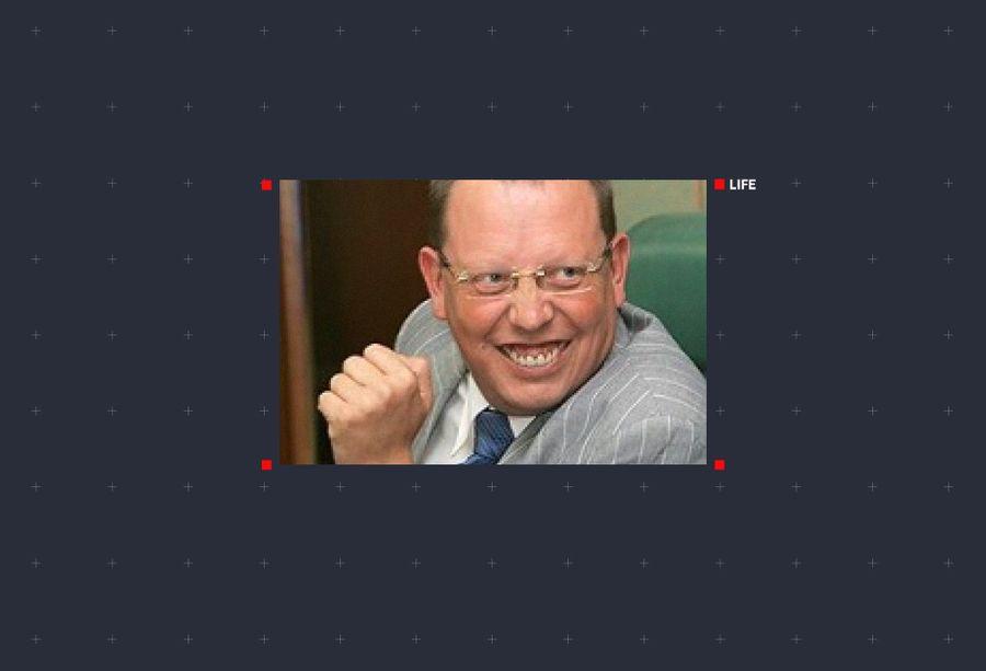 """Бывший замгубернатора Михаил Куржиямский. Фото © """"Липецк ньюс"""""""