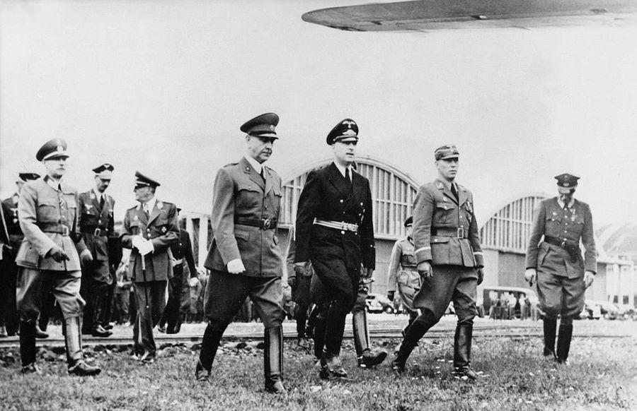 """Германия, Третий рейх. В штабе Гитлера """"Вервольф"""" под Винницей. Фото © Getty Images"""