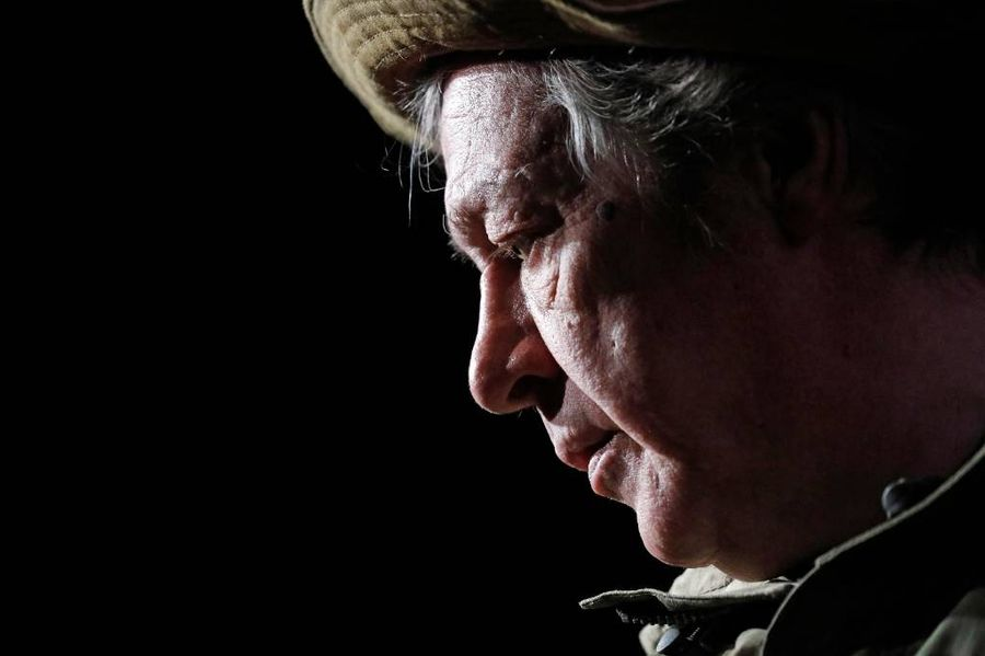 <p>Актёр Михаил Ефремов. Фото © ТАСС / Артём Геодакян</p>