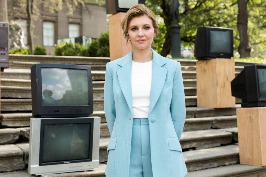 <p>Елена Зеленская. Фото © Офис Президента Украины</p>