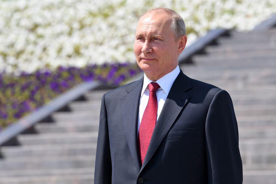 <p>Фото © ТАСС / Пресс-служба Президента РФ / Алексей Никольский</p>