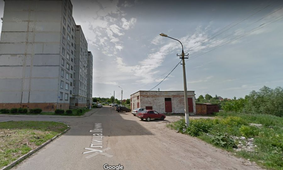 Здесь маньяка-сантехника засекли камеры. Фото © Google Maps