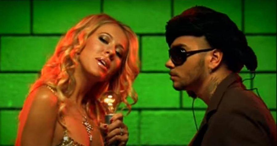 """Клип на песню """"Потанцуй со мной"""". Скриншот © YouTube / StarPro"""