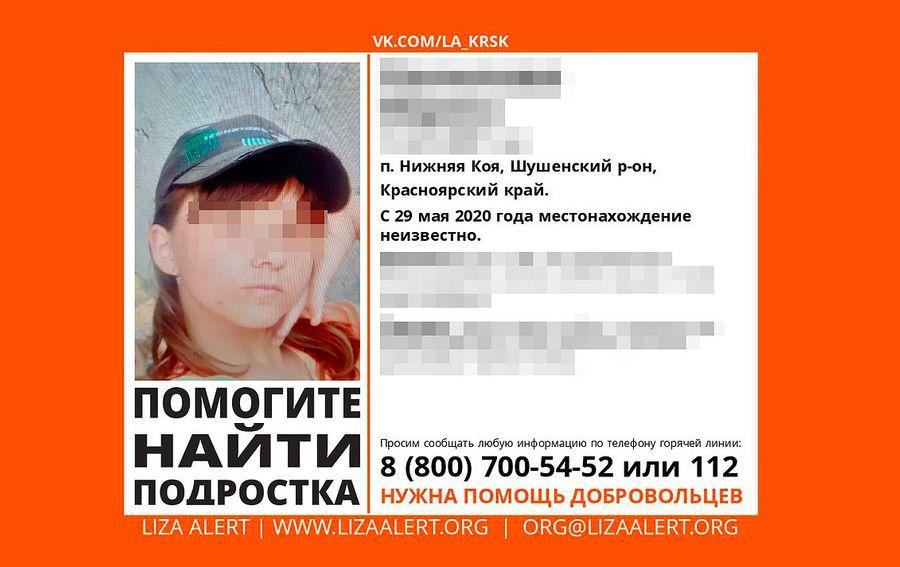 """<p>Пропавшую девочку искали волонтёры </p><p>Фото © """"ВКонтакте""""</p>"""
