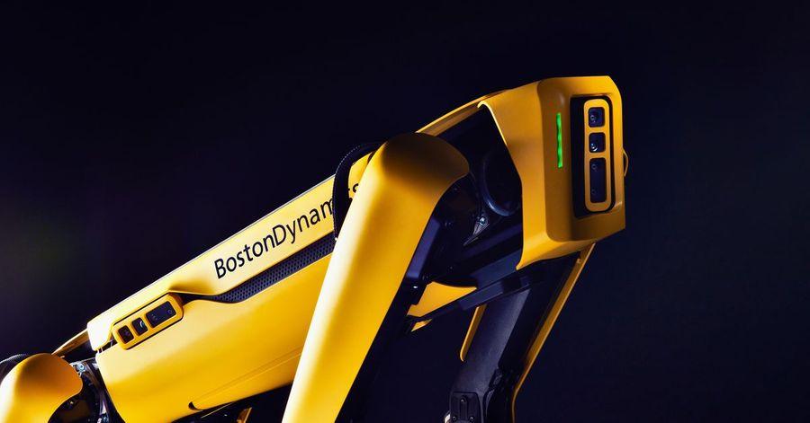 <p>Фото © Boston Dynamics</p>