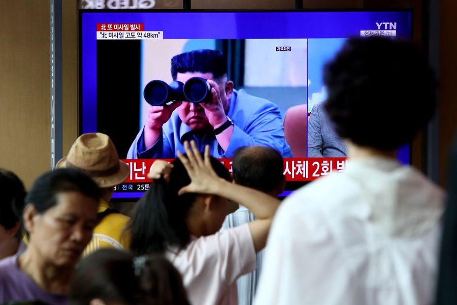 Фото © Chung Sung-Jun / Getty Images