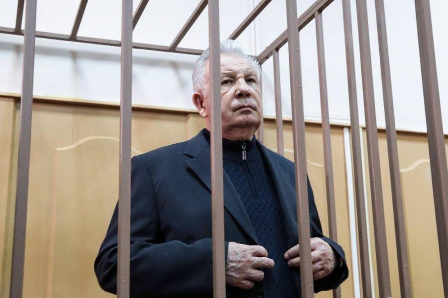 Бывший губернатор Хабаровского края Виктор Ишаев. Фото © ТАСС /Сергей Бобылев