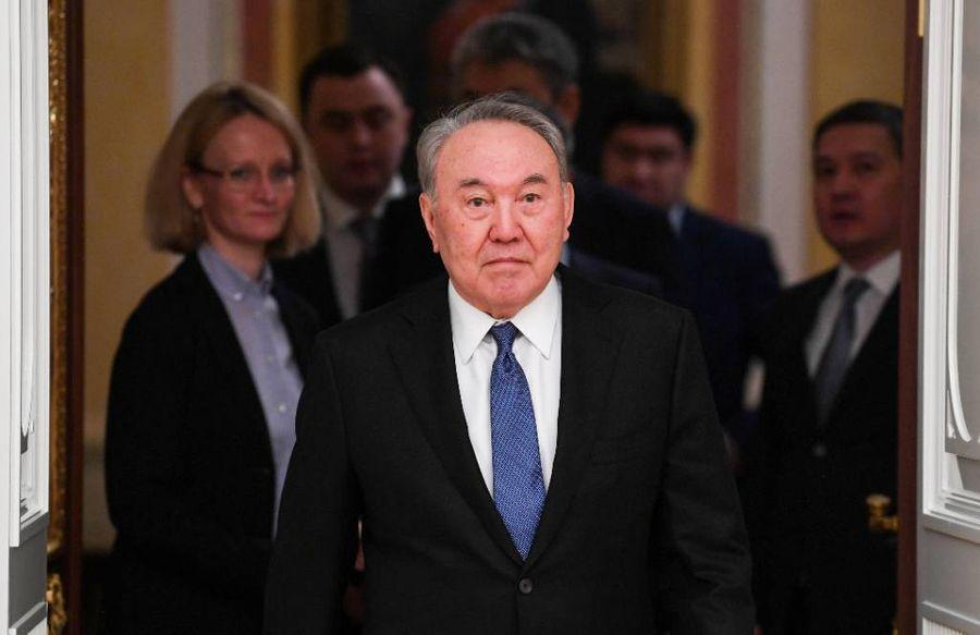 <p>Бывший президент Казахстана Нурсултан Назарбаев. Фото © ТАСС / Алексей Никольский</p>