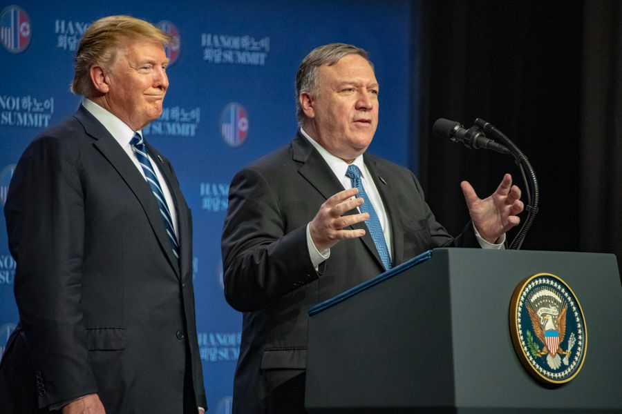 """<p>Фото © Twitter / <a href=""""https://twitter.com/SecPompeo/status/1272140726537781252/photo/1"""" target=""""_blank"""" rel=""""noopener noreferrer"""">SecPompeo</a></p>"""