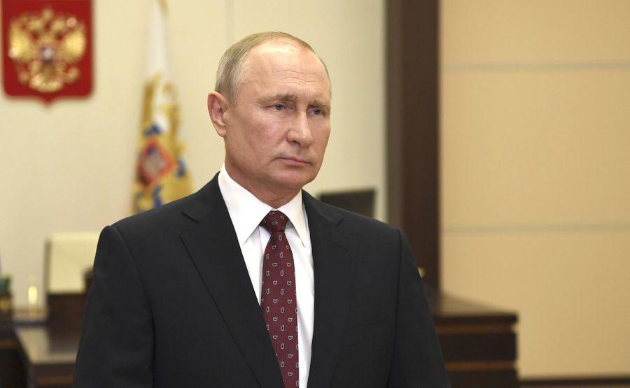 "<p>Президент России Владимир Путин. Фото ©<a href=""http://kremlin.ru/events/president/news/63449/photos/63926"" target=""_blank"" rel=""noopener noreferrer""> </a><a href=""http://kremlin.ru/events/president/news/63332/photos/63824"" target=""_blank"" rel=""noopener noreferrer"">Kremlin.ru</a></p>"